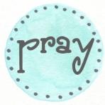 blue dots pray