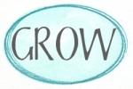 blue oval aqua grow