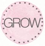 Pink dots grow