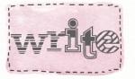 pink rect stitch write