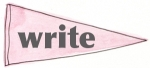 pink pennant write