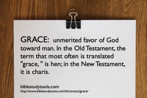 Definition of Grace