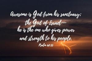 Psalm 63-35